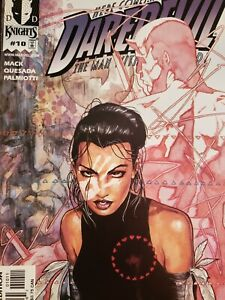 Daredevil 10 2nd Echo 1st Cover Marvel Comics  David Mack Maya Lopez