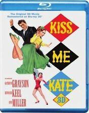 Kiss Me Kate 3d - Blu-ray Region 1