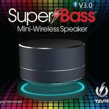 Bluetooth 5.0 Speaker Mini Wireless Portable Fm USB Radio Mp3 Bass Super Stereo
