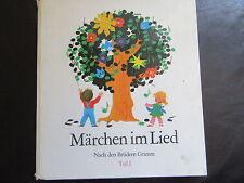 Märchen im Lied Teil 1-DDR Kinderbuch...2