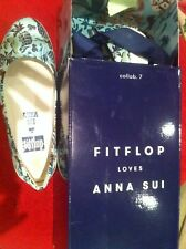 ANNA SUI FITFLOP SHOES RRP - £115
