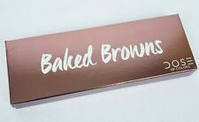 Dose Of Colors Baked Browns Eyeshadow Palette New In Box Free Shipping