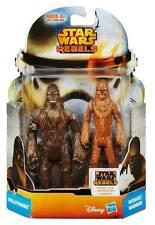 Star Wars Rebels Wullffwarro Wookiee Warrior MS07 Mission Series Action Figures