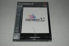 NEW! PlayStation 2 FINAL FANTASY X-2 ultimate hits Japan FF10-2 PS PS2 JP sealed