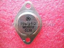 MOT/RCA RFM12P10 TO-3 12A 80V and 100V 0.200 Ohm N-Channel