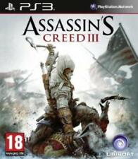 PlayStation 3 : Assassins Creed 3 (PS3) VideoGames