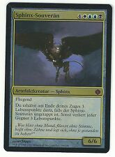 FOIL Sphinx-Souveraine/Sphinx Sovereign-Shards alara-allemand (NEAR-Comme neuf)