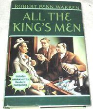 all the kings men-robert penn warren-hc dj