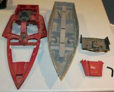1985 GI Joe Cobra Moray Hydrofoil shell for parts restore engine anchors turret
