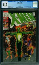 X-MEN #55 Alex Summers- Angel - Perfect - 1969 CGC NM 9.4 - Buy ME!!!