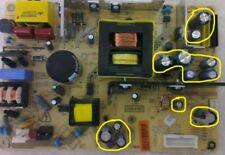 Vestel 17PW26-4 TV Power Supply Board Repair Kit - 42LDF30U L42VC04U LCD40883F