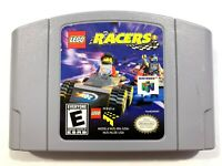 LEGO Racers NINTENDO 64 N64 Game Tested + Working & Authentic!