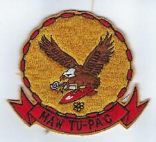 MAW TU-PAC (USMC Patch, from unit, 1979)