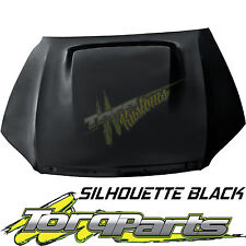 SILHOUETTE BLACK BONNET FG XR8 BOSS SUIT FORD FALCON 08-14 & FPV GS GT HOOD