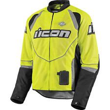 Icon Hooligan 2 MIL-SPEC Military Street Motorcycle Jacket men's Small