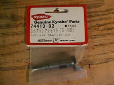 74413-02 16 Crankshaft (S-MR) - Kyosho GT16S-MR Marine Nitro Engine
