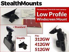 Rear Screen Glass WindScreen Dash Cam Mount for Nextbase 312GW 412GW 512GW