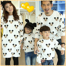 Mother daughter son sweatshirt dress romper family family matching outfits