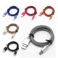 eg _ 1-3m USB C Cargador TIPO-C 3.1 A 2.0 Macho Cable Carga Sincronización Datos
