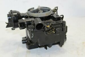 MerCruiser 2.5 3.0 Carburetor 2 Barrel 4 Cylinder 1389-8490 MCM 120 140 Mercarb