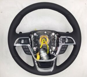NOS 2017 Lincoln Continental OEM Steering Wheel GD9Z3600VB GD9Z3600VB