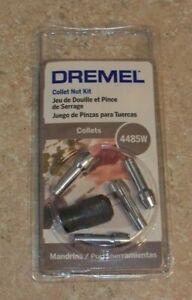 Collet Nut Kit Dremel Quick Change Tools Parts Home Improvement Accessory Set
