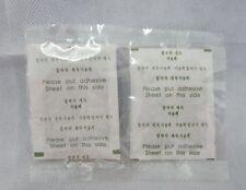100+4pcs (52 Bamboo Detox Foot Patch Pad + 52 Adhesive Plasters Detoxify Toxins)