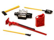 C24149 Integy Tools & Accessory 6pcs, Assortment #1 for Scalers & Rock Crawlers