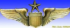 Insigne Senior Pilot Wings USAF