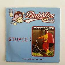 BUBBLIES : STUPID ! ♦ CD Single Promo ♦