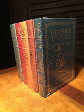 Easton Press Frank Herbert's DUNE CHRONICLES 6 volumes SEALED