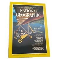 Vtg National Geographic Magazine Volume 164 No 2 August 1983 Mint Condition