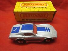 MATCHBOX CORVETTE PACE CAR ( NEW OLD STOCK)