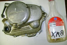 84 - 86 85    HONDA CR80 CR 80 CLUTCH COVER CASE