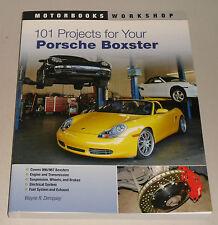Reparaturanleitung Porsche Boxster 986 / 987, Baujahre 1996 - 2010