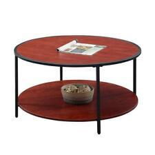 Tucson Metal Round Coffee Table