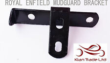 MOTO NEUF ROYAL ENFIELD arrière noir Garde boue Support 801027