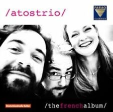 NEW CD!  Atostrio - The French Album CD Chaminade