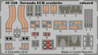 EDUARD 1/48 AIRCRAFT- SEATBELTS TORNADO ECR FOR HBO (PAINTED) | 49528