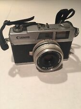 Canon Canonet 28 35mm Rangefinder Camera with 40mm f/2.8 Lens
