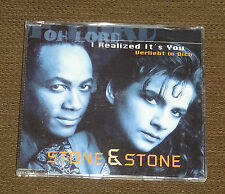 Eurovision Song Contest 1995 Germany Stone & Stone Verliebt in Dich CD single