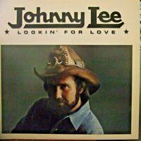 Johnny Lee-Lookin' For Love-LP-1980-NM/EX