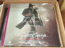 Wyatt Earp Laserdisc Widescreen LD