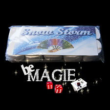 Neige japonaise - Snow Storm - Tour de magie