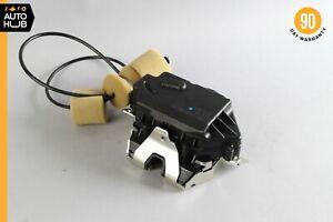 06-13 Mercedes W164 ML500 R350 GL450 Trunk Tailgate Lock Latch Actuator OEM