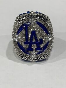 2020 Los Angeles Dodgers MLB REPLICA Ring SEAGER  Size 11 *SHIPS TODAY*