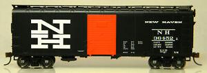 NEW HO Bowser #41780 40' Single Door Boxcar New Haven #36452