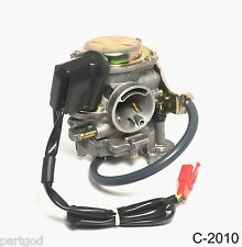 New Carburetor Carb For GY6 49cc 50cc Engines Moped Scooter, ATV, Gokart