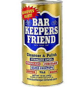 Bar Keepers Friend 340G Cleanser & Polish Powder