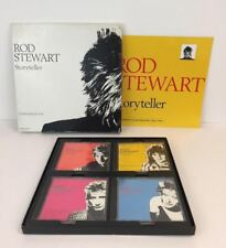 Rod Stewart Storyteller - The Complete Anthology 1964-1990 (4 CD Set) All Tested